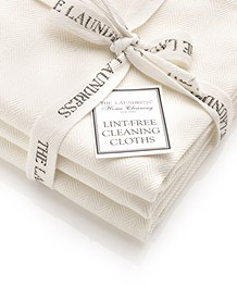 The Laundress set of 3 Home Cleaning Cloths