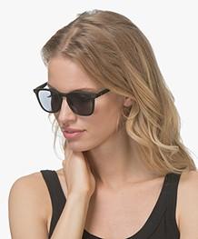 IZIPIZI SUN #E Sunglasses - Black/Grey Lenses