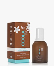 COOLA Organic Sunless Tan Anti-Aging Face Serum - Piña Colada
