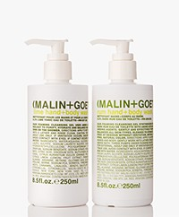 MALIN+GOETZ Rum + Lime Hand + Body Wash Gift Box