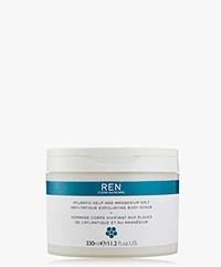 REN Clean Skincare Atlantic Kelp and Magnesium Body Scrub - 330ml