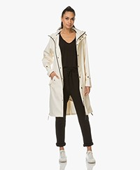 Maium 2-in-1 Regenjas - Off-white