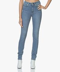 Filippa K Vicky Washed Skinny Jeans - Mid Blue