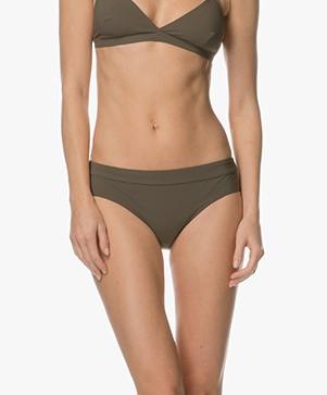 Filippa K Soft Sport Hip Bikini Bottom - Khaki