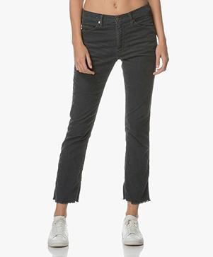 Ba&sh Vmatteo Corduroy Pants - Grey