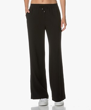 Filippa K Teo Drawstring Pants - Black
