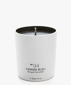 Marie-Stella-Maris Eco Scented Candle - No.94 Cinema Blue