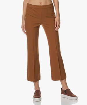 Filippa K Linh Cropped Pant - Autumn