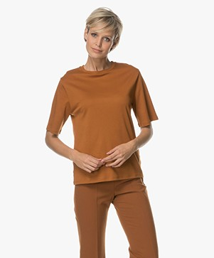 Filippa K Relaxed Boyfriend Tee - Autumn