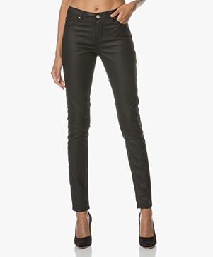 MKT Studio The Patti Glam Broek - Zwart