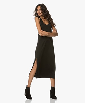Rag & Bone Lex Slip Dress - Black