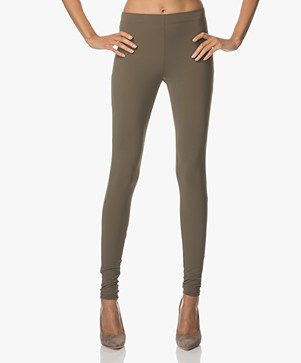 Woman by Earn Whitney Legging - Army