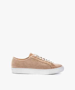 Filippa K Kate Sneakers in Suède - Dune