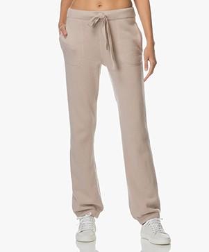 Rag & Bone Sutton Cashmere Knitted Pants - Mink