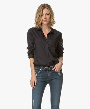 Filippa K Relaxed Shirt - Evening