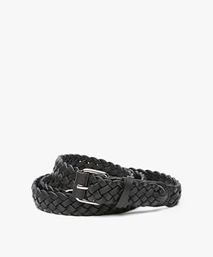 Filippa K Braided Hip Belt - Black