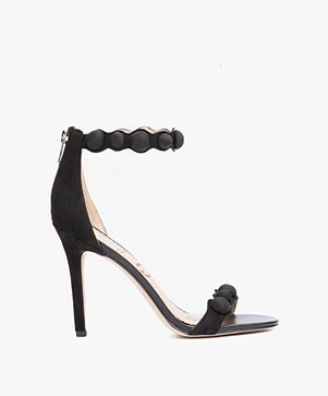 Sam Edelman Addison Diva Sandals with Heels - Black