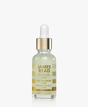 James Read Tan H2O Tan Drops Face