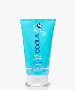 COOLA Classic Body Sunscreen SPF 30 - Unscented