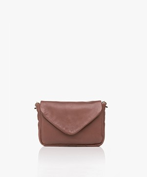 BY-BAR Festival Cross-body Bag - Plum