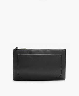 Filippa K Carol Leather Mini Bag - Black