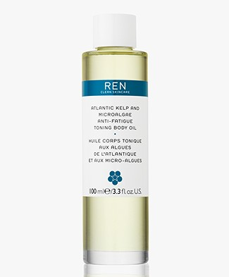 REN Atlantic Kelp & Magnesium Body Oil