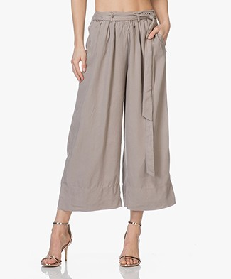 Friday's Project Lyocell Culottes - Sahara