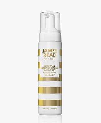 James Read Tan 1 Hour Tan Bronzing Mousse Face & Body