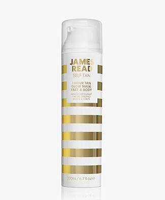 James Read Tan 1 Hour Tan Glow Mask Face & Body