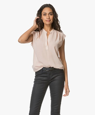 Filippa K Sleeveless Feminine Blouse - Tearose