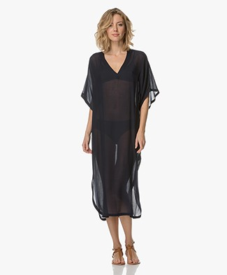 Filippa K Zoe Beach Kaftan - Night Sky