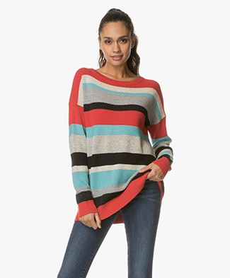 BOSS Orange Wilowna Lurex Sweater - Open Miscellaneous