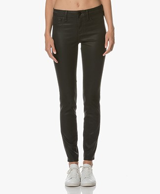 AOS Sharon Coated Skinny Jeans - Maryland
