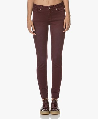 Repeat Skinny Jeans - Bordeaux