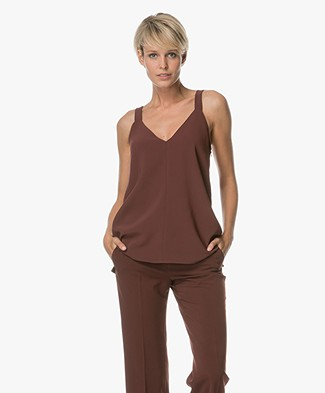 Filippa K Ami Slip Top - Fig