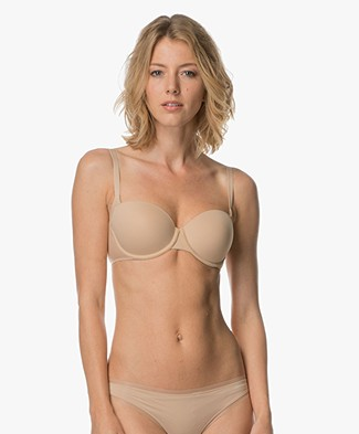 Calvin Klein Invisibles Balconette Lift BH - Bare