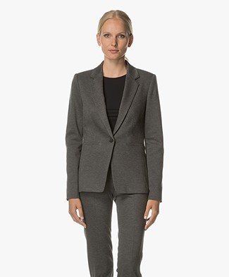 Drykorn Golders Tailored Blazer - Grey