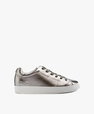 Rag & Bone RB1 Low Sneakers - Gunmetal