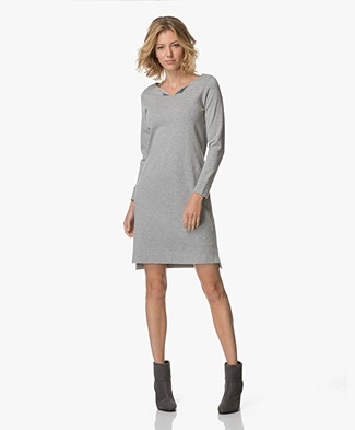Josephine & Co Alf Sweater Dress - Grey