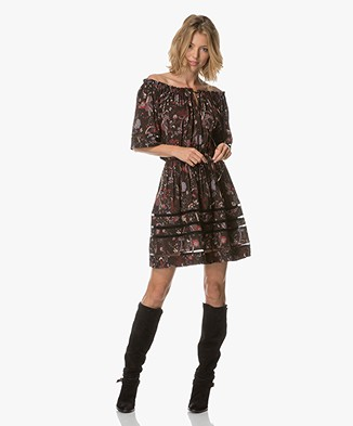 Magali Pascal Lillo Dress - Black Phoenix
