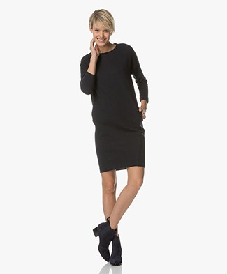 BY-BAR New Tess Sweater Dress - Dark Navy