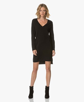 Josephine & Co Arko V-neck Dress - Black