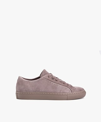 Filippa K Kate Suède Sneakers - Rose