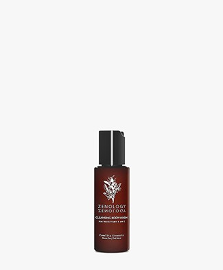 Zenology Cleansing Body Wash - Black Tea 50ml