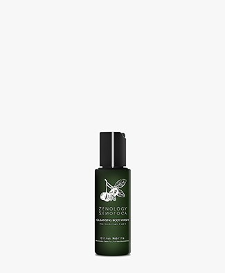 Zenology Cleansing Body Wash - Mandarin Green Tea 50ml