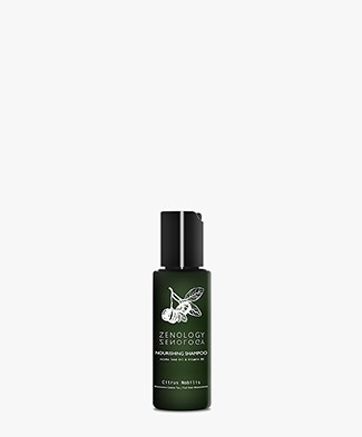 Zenology Nourishing Shampoo - Mandarin Green Tea 50ml