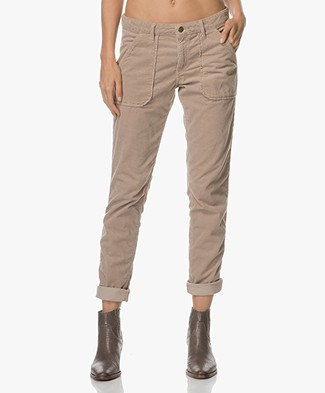 Ba&sh Sally Corduroy Pants - Beige
