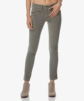 Josephine & Co Amando Corduroy Pants - Army
