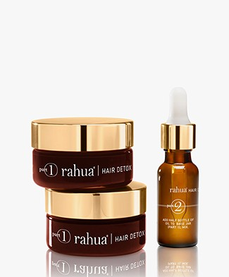 Rahua Detox & Renewal Hair Treatment Kit