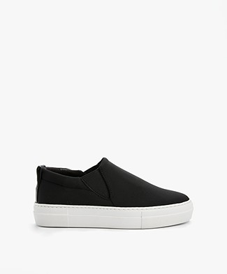 Filippa K Brooke Slip On Sneakers - Black